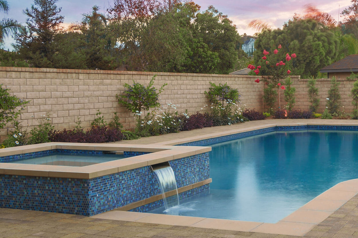 Luxury spas custom spa design southern california for Pool design services