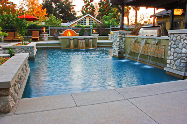 Pool Build by Southern California Pools