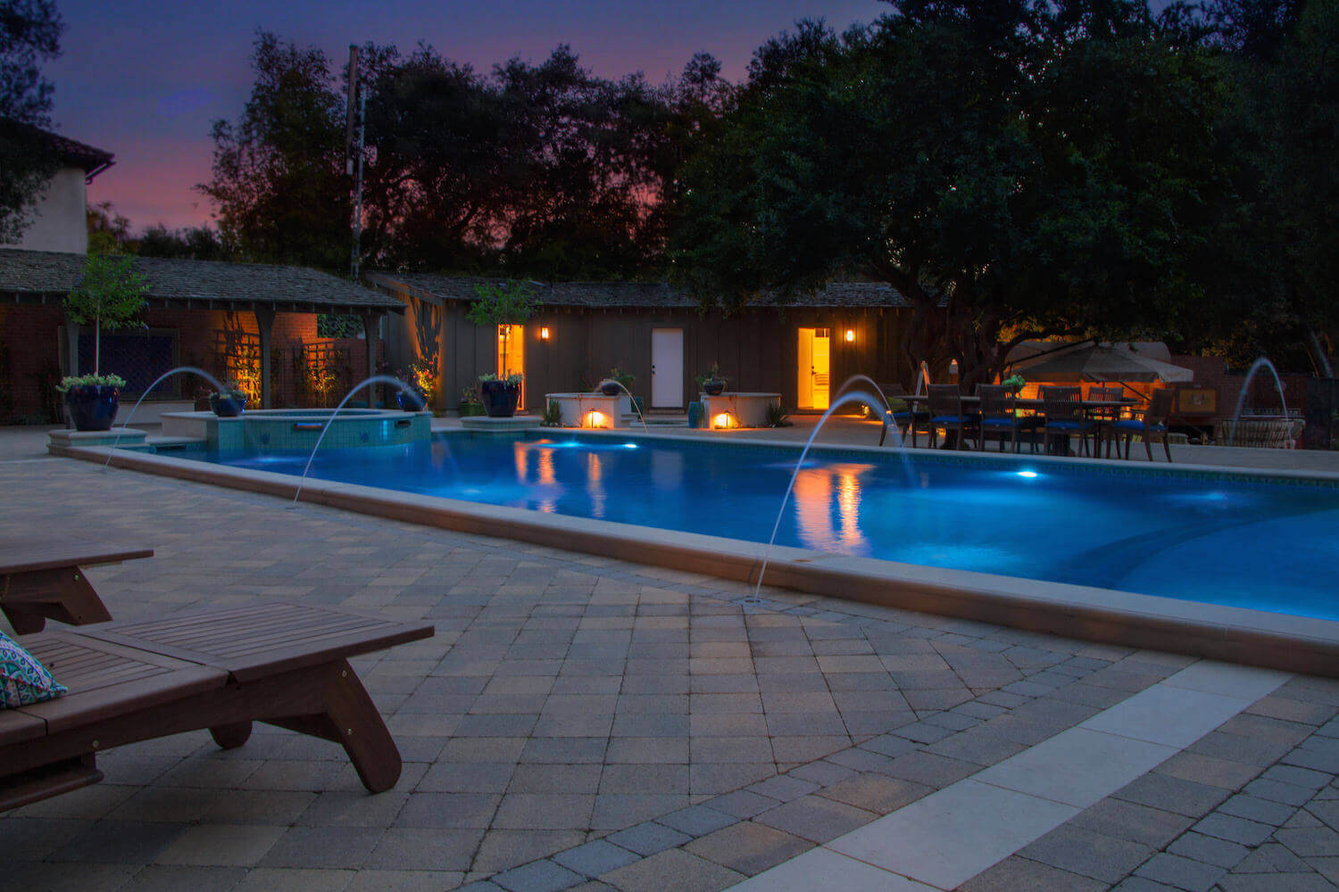 Elegant Pool #2 by Southern California Pools