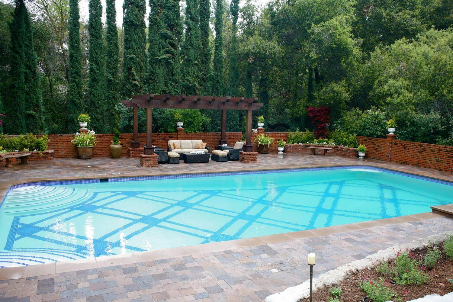 Elegant Pool #3 by Southern California Pools