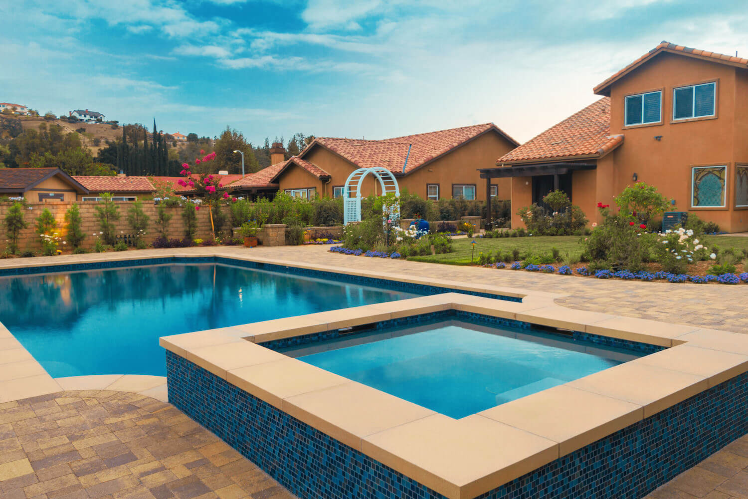 Elegant Pool #6 by Southern California Pools