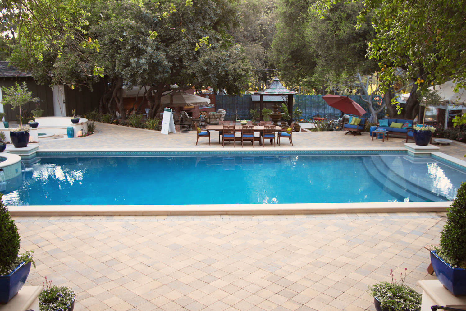 Elegant Pool #11 by Southern California Pools
