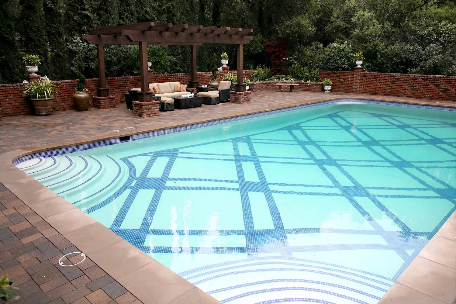 Elegant Pool #12 by Southern California Pools
