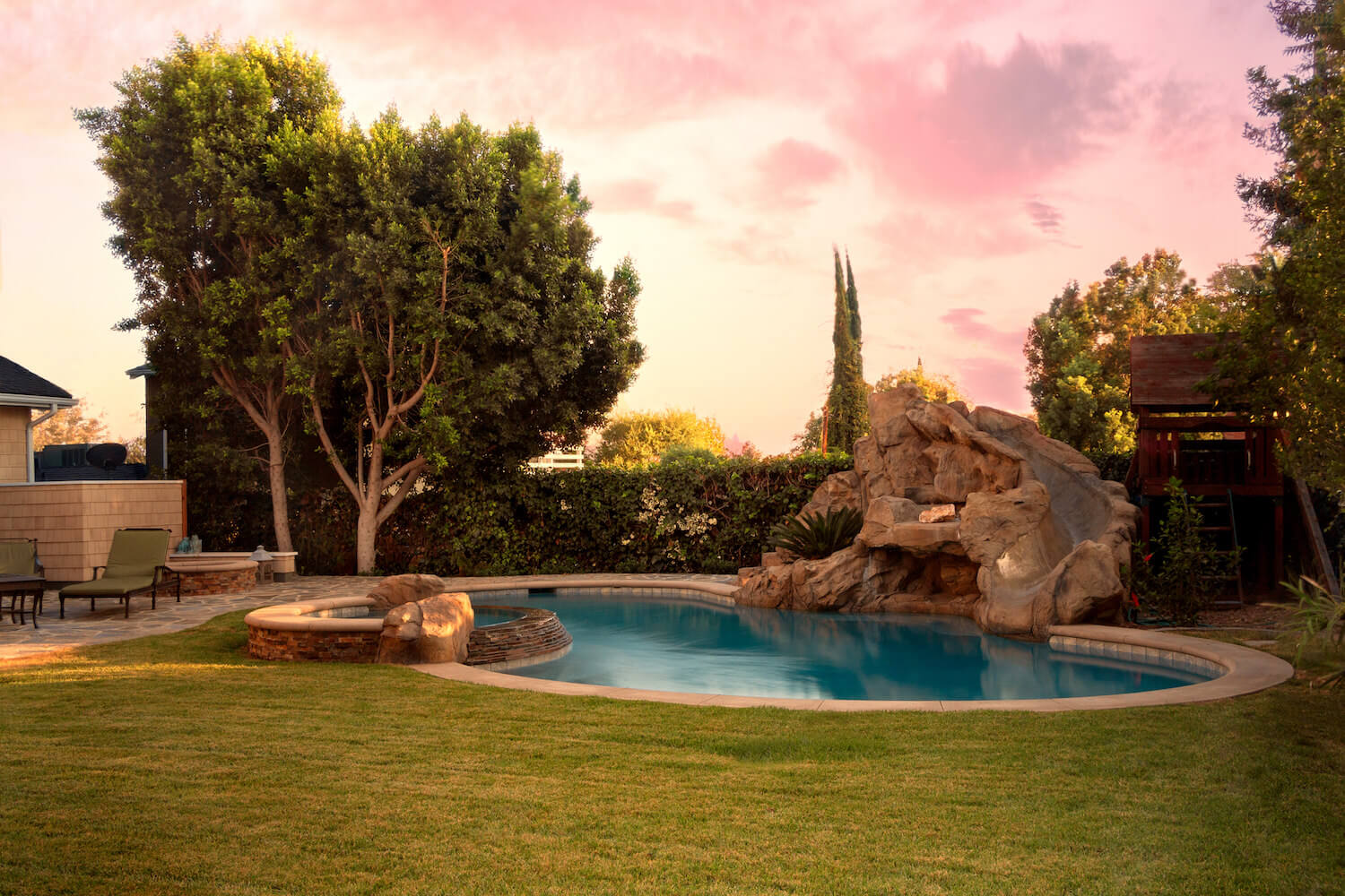 Natural Pool #1 by Southern California Pools
