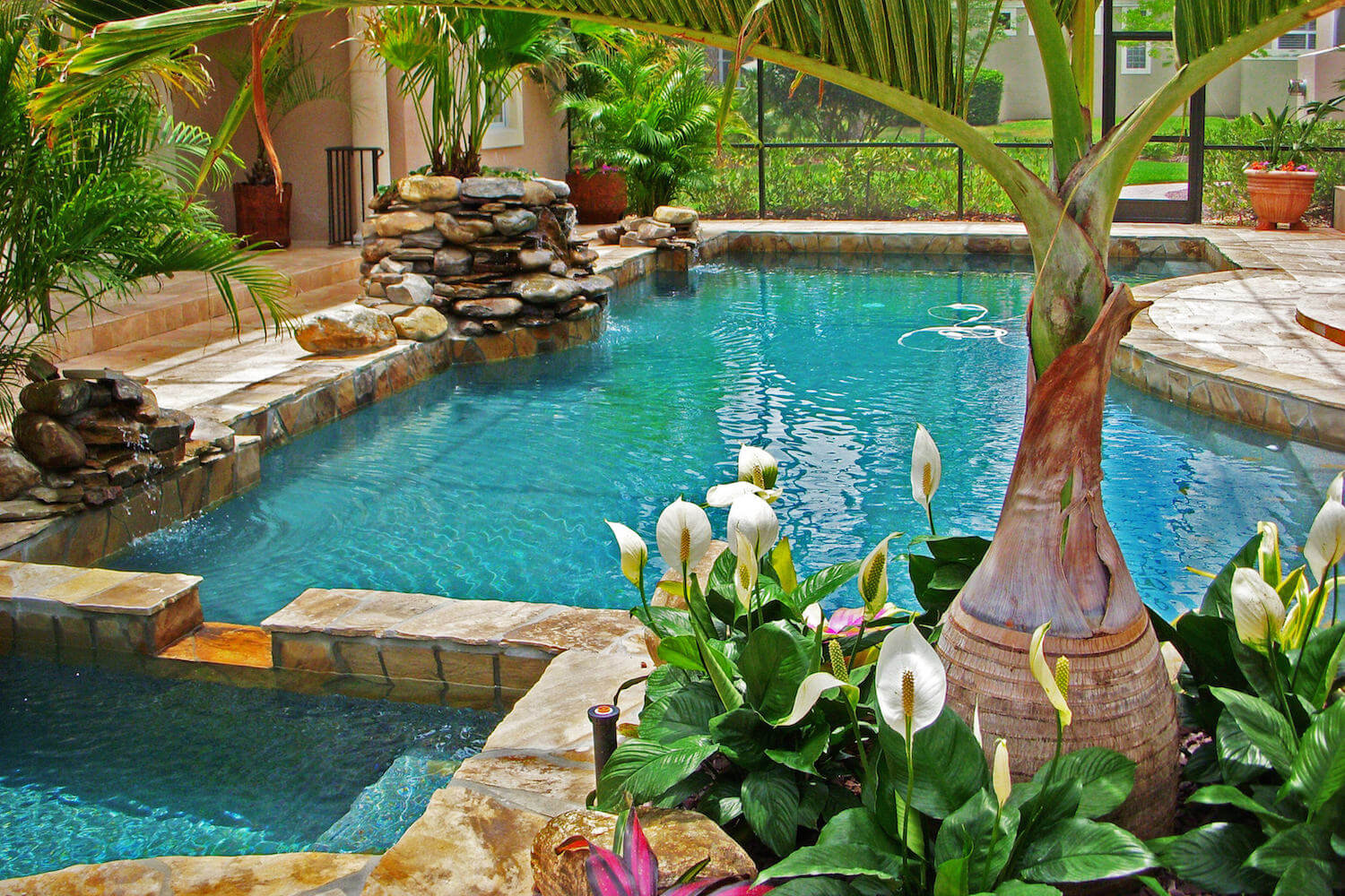 Natural Pool #4 by Southern California Pools