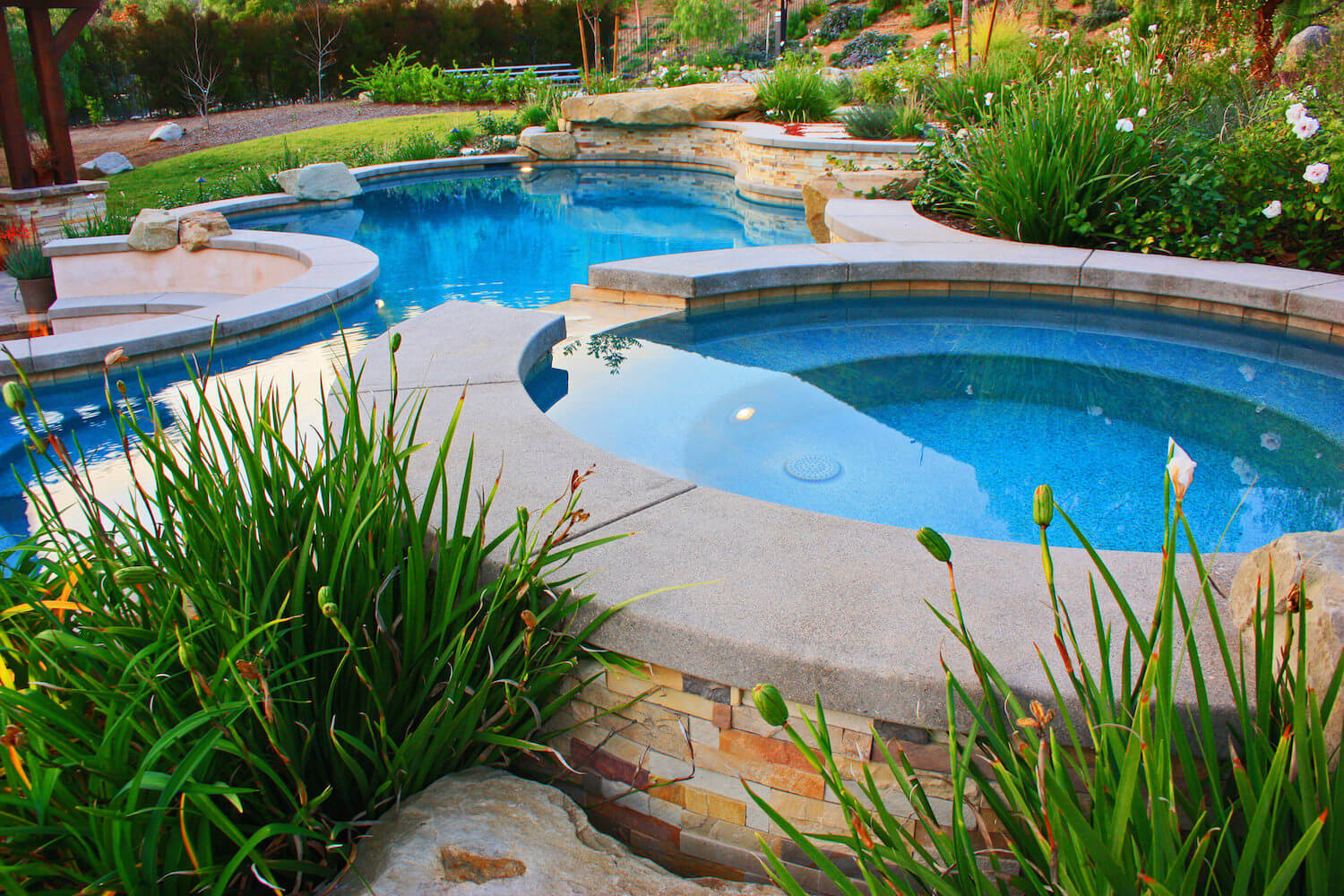 Spa #10 by Southern California Pools