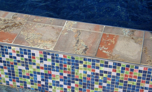 How to repair a pool tile southern california swimming pools - How to fix a hole in a swimming pool ...